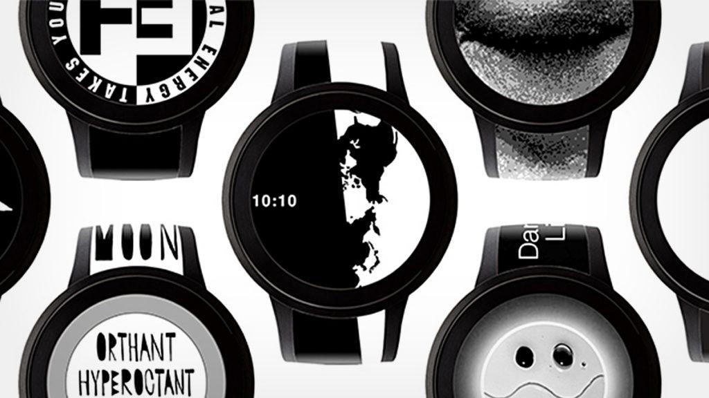 ソニーから発売したFES Watch Uのクリエイターが豪華すぎる!そのデザインを紹介
