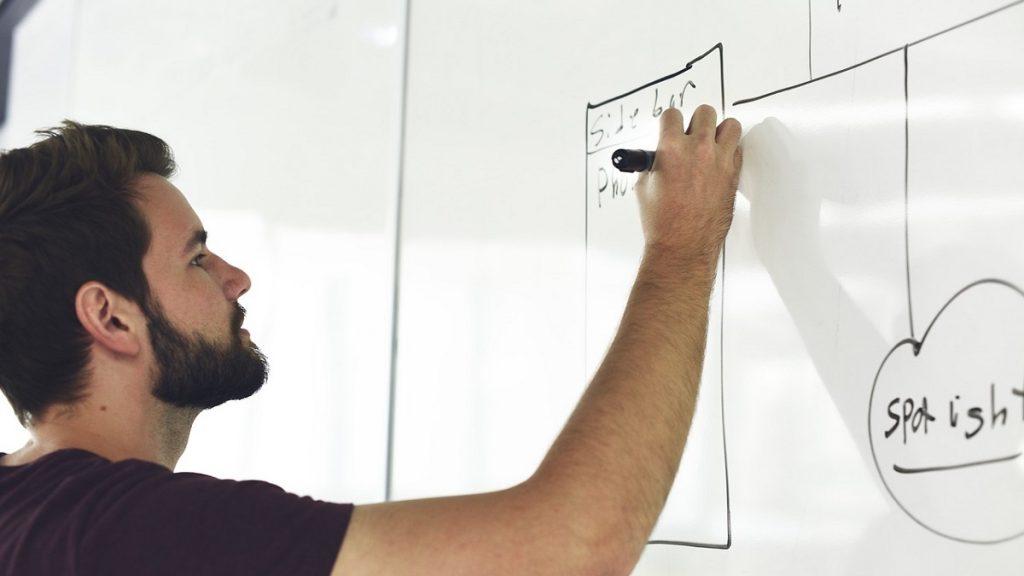 【サービスデザイン】会議の内容がひと目でわかる!グラフィックレコーディングとは?