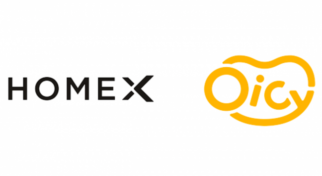クックパッドの「OiCy」とパナソニックの「HomeX」が戦略的パートナーとして共同開発を開始