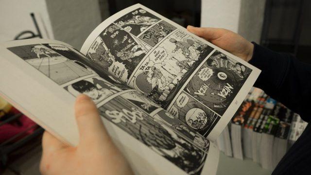 漫画には仕事に活きるヒントがたくさん落ちている