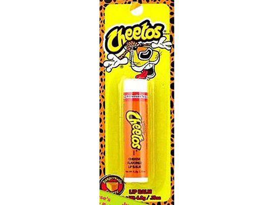 cheetos lip balm