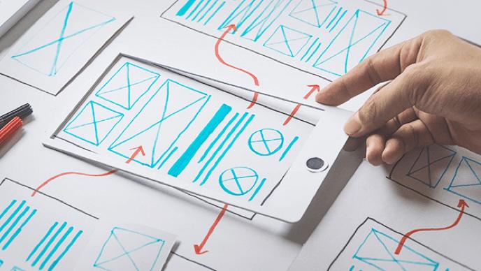 UI/UXデザイン・プロトタイピング